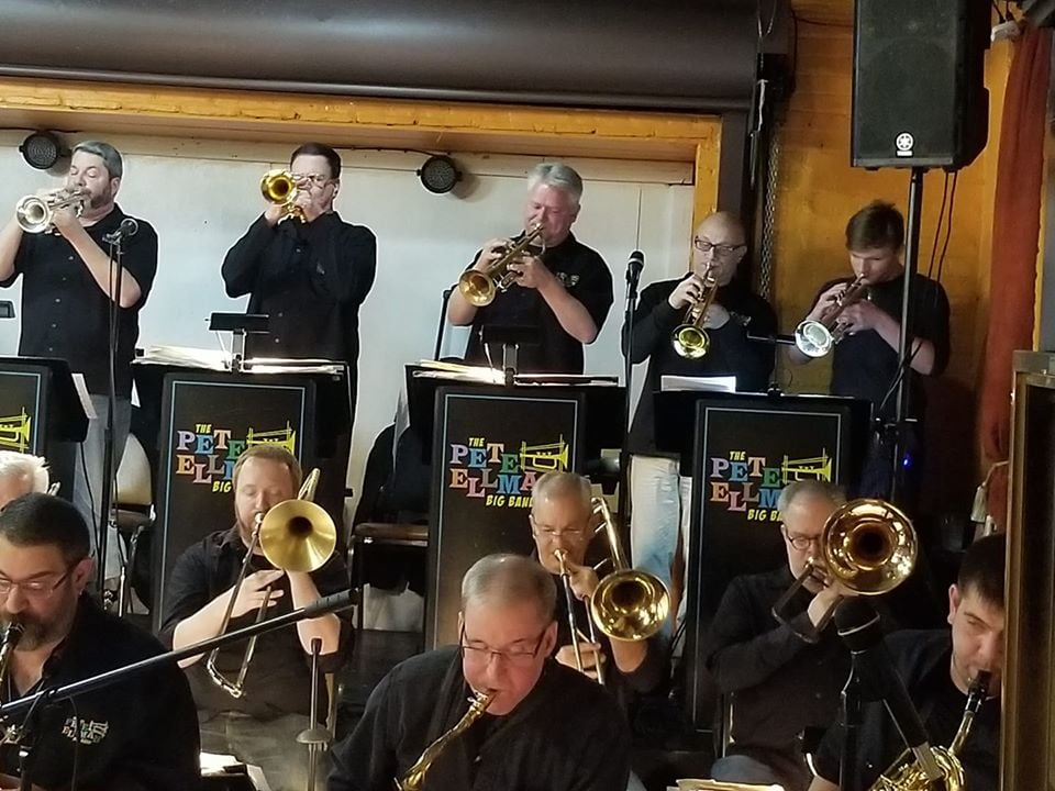 CANCELLED April 14th: PEBB w/Benjamin MS Jazz Band